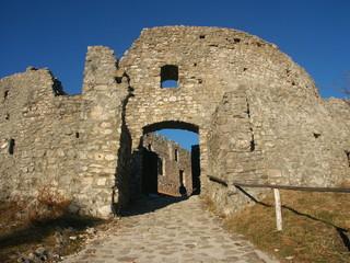 Burg Eisenberg und Burg Hohenfreyberg