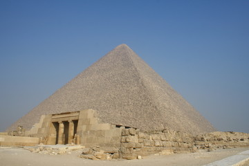 great pyramid in Egypt
