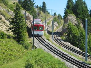 Bergbahn Rigikulm
