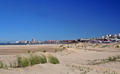 Strand in Port Elizabeth, Südafrika