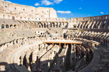 Fototapete - Colosseum in Rome