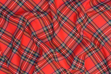 Royal Stewart tartan
