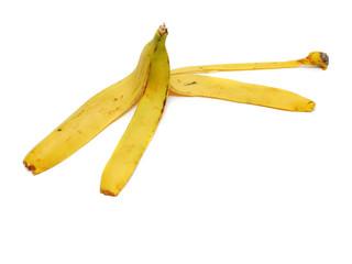 Banana Shell Isolated