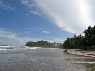 Plage de Samara - Costa Rica