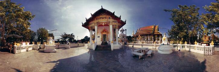 Temple Panoramic Thailand