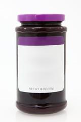 18oz Jar of Blackberry Jelly