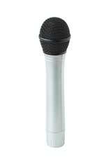 Wireless Microphone - Isolated