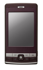Pocket PC isolated