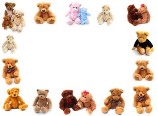 Teddy bear border