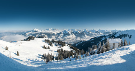 Tiroler Alpen - Fleckalm