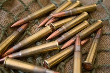 AK 47 ammunition