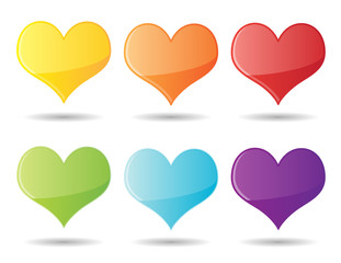 Heart Icons