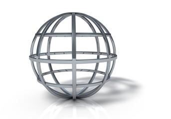 World Wide Web Icon Frame
