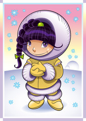 Baby Eskimo