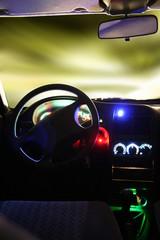in speed car