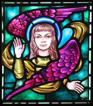 St. Matthew's Evangelical Symbol, the Winged Man