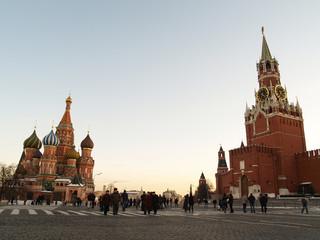 Fotobehang Moskou OLYMPUS DIGITAL CAMERA