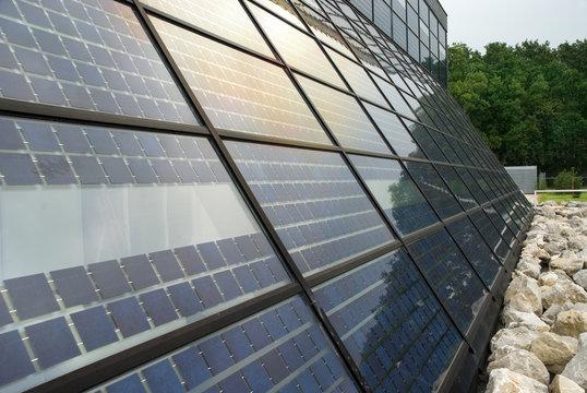 Solar Power Station far North