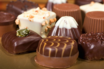 Close-up of Candy