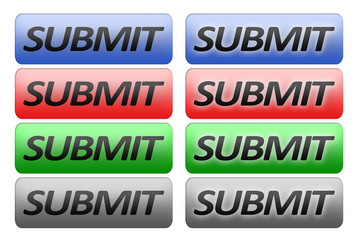 Glossy Submit Buttons