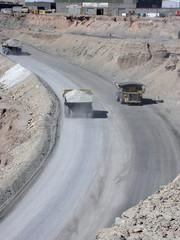 Miniera a cielo aperto - Cile