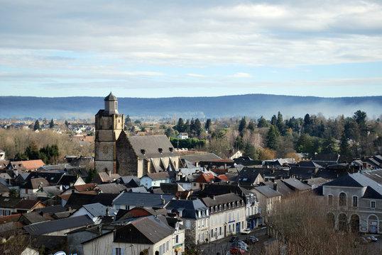 Nay en Béarn