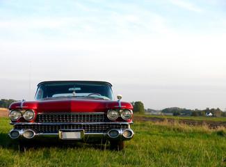 American Classic - Red Car