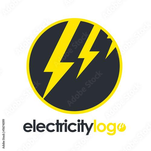 image logo electricite