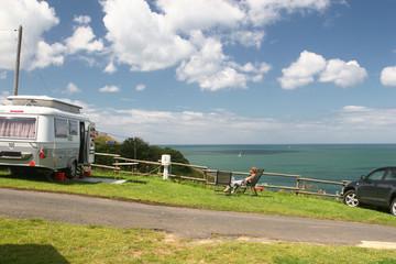 Camping französische Atlantikküste