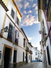 Calle típica de Córdoba