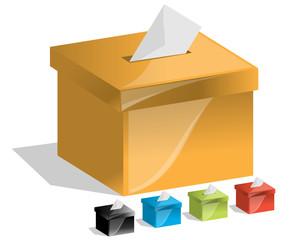 White Vote at the Ballot Box