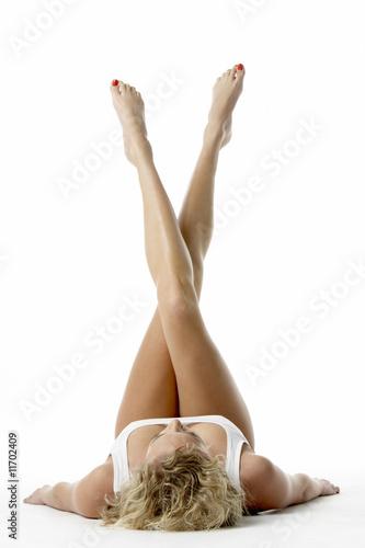 голые ноги вверх фото