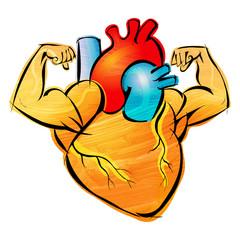 cuore forte e sano 1