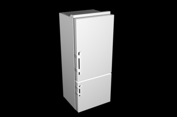 A refrigerator