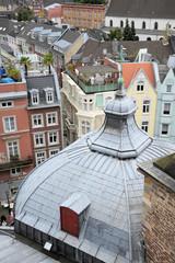 Altstadt und Domkuppel