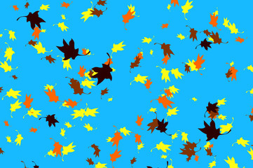 The Autumnal Leaves