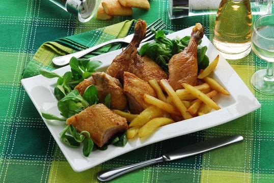Tacchina arrosto al melograno - Secondi di carne - Veneto