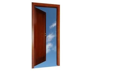 doors to sky