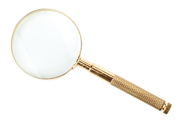 Gold magnifier