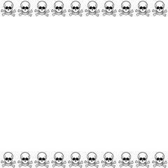 Totenkopf Hintergrund
