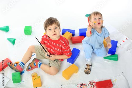 bambini e genitori separati