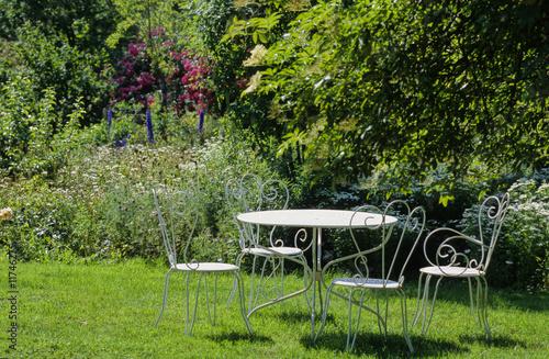jardin d 39 agr ment photo libre de droits sur la banque d 39 images image 11746275. Black Bedroom Furniture Sets. Home Design Ideas