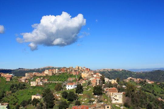 village kabyle