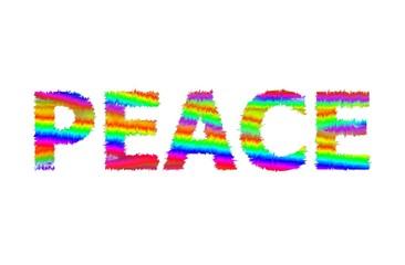 Peace Friede Pace