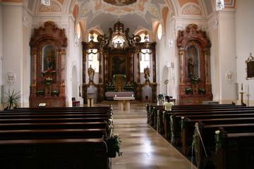 Kirche / Beten