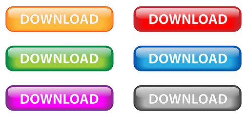 """Download"" Buttons (orange/green/purple/red/blue/grey)"