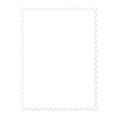 briefmarke (kleine perforation/zacken)