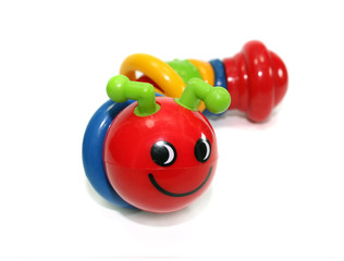 Colored toy