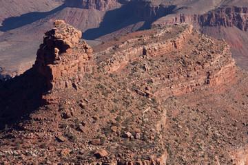 Grand Canyon Butte