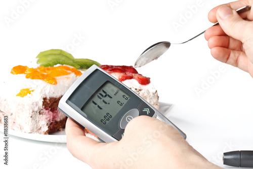 Диетотерапия при сахарном диабете реферат